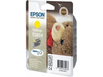 Epson T0614 Atramentová náplň Yellow