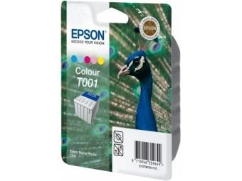 Epson T001 Atramentová náplň Color
