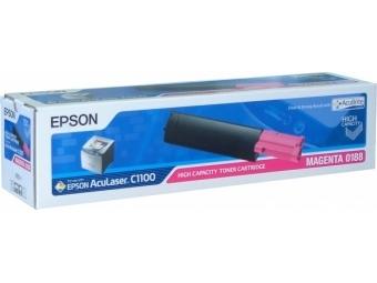Epson S050188 Tonerová kazeta Magenta HC