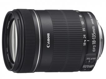 Canon EF-S 18-135mm f/3,5-5,6 IS (pri kúpe s fotoaparátom -50€ SPÄŤ)