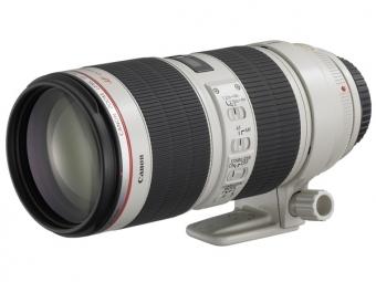 Canon EF 70-200mm f/2.8L IS II USM (pri kúpe s fotoaparátom -125€ SPÄŤ)
