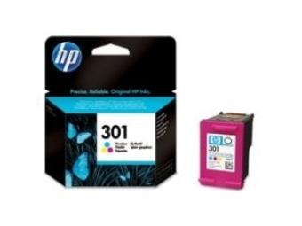 HP No.301 Atramentová kazeta Color (CH562E)