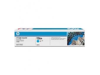 HP CE311A Tonerová kazeta Cyan 126A