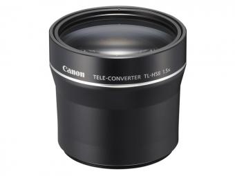Canon Telekonvertor TL-H58 1,5x (pre HF-S1xx/S2xx/S30/HFG10/XA10/XA20/XA25/XA30/XA35/XF100/XF105/XF200/XF205)