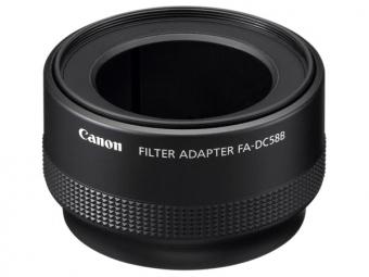 Canon FA-DC58B adaptér pre filtre pre PSG12