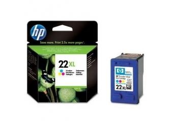 HP No.22XL Atramentová kazeta Color (C9352C)