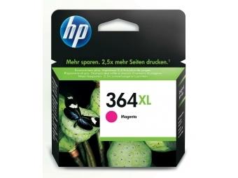 HP No.364XL Atramentová kazeta Magenta (CB324E)