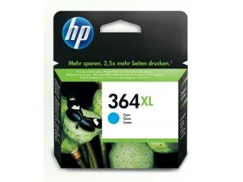 HP No.364XL Atramentová kazeta Cyan (CB323E)