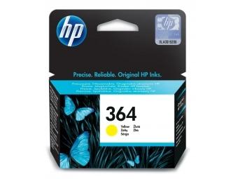 HP No.364 Atramentová kazeta Yellow (CB320E)