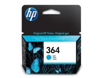 HP No.364 Atramentová kazeta Cyan (CB318E)