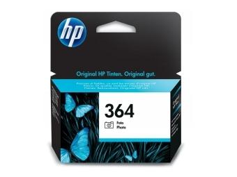 HP No.364 Atramentová kazeta PhotoBlack (CB317E)
