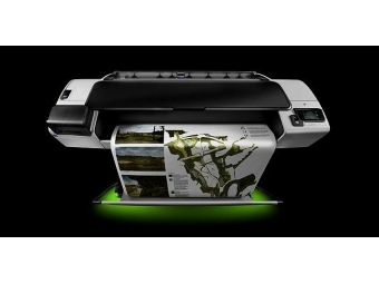 HP DesignJet T1300 PS 44´´ (1118mm) ePrinter (CR652A)