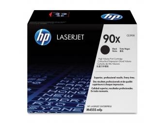 HP CE390X Tonerová kazeta Black 90X, HC