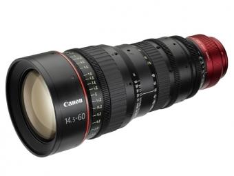 Canon CN-E 14.5-60mm T2.6L SP objektív pre EOS C s bajonetom PL