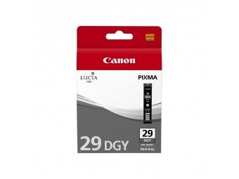 Canon PGI-29 Atramentová náplň Dark Grey