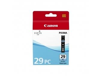Canon PGI-29 Atramentová náplň PhotoCyan