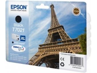 Epson T7021 Atramentová náplň Black XL
