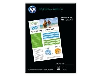 HP Professional Inkjet Paper Matt (Q6593A), A4, 120g (bal=200ks)