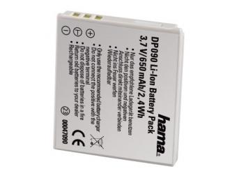 Hama 47090 akumulátor Li-Ion NB4L 650mAh