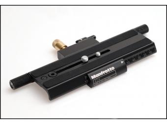 Manfrotto MA 454 Mikroposuv pre macrofotografii 120mm