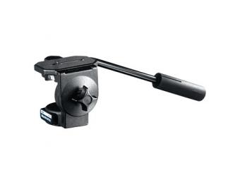 Manfrotto MA 128LP Videohlava MICRO kvapalinová s dlhou pákou, nosnosť do 4kg, bez RD