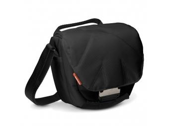 Manfrotto STILE SH-2BB SOLO, foto taška na rameno veľkosť 2, čierna