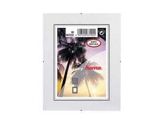 Hama 63126 Clip-Fix antireflexné sklo 28x35 cm