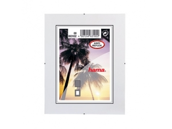 Hama 63133 Clip-Fix antireflexné sklo 40x40 cm