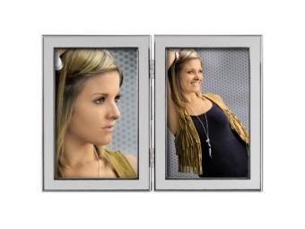Hama 62918 kovový portrétový rám Philadelphia 2x 13x18 cm