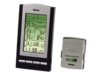 Hama 76045 meteo stanica EWS-800