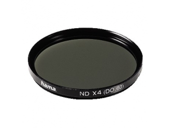 Hama 79362 filter HTMC šedýx4/D 0.60 62MM