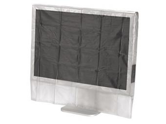 Hama 84181 Obal proti prachu pre širokouhlé monitory 20/22, transparentný