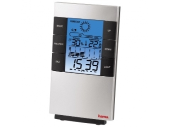 Hama 87682 LCD teplomer s vlhkomerom TH-200