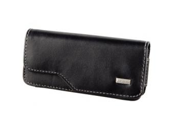 Hama 91421 puzdro na mobil Liveri, veľkosť 2, horizontálne, čierne
