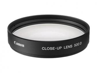 Canon Makro predsádka 500D 72mm