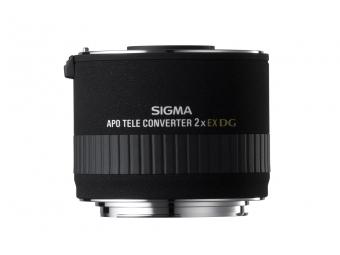 Sigma teleconvertor 2x APO EX DG Nikon