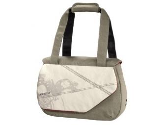 """Aha 101397 dámska taška na notebook Ylva 40 cm (15,6""""), bielo-šedá"""