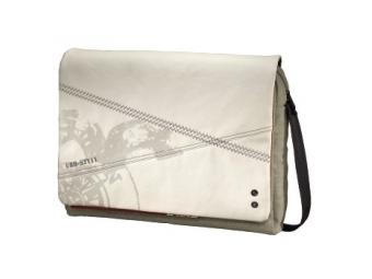 """Hama 101398 taška na notebook Ylve 40 cm (15,6""""), bielo-šedá"""