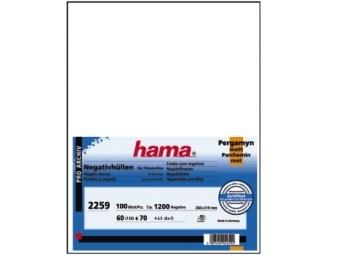 Hama 2259 Obal na negatív, matný, 100 ks