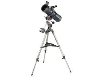 Celestron 28220200 ASTRO MASTER 114 EQ (31042-DS)