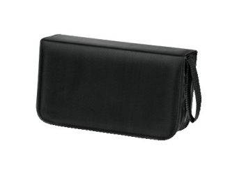 Hama 33833 CD Wallet Nylon 120