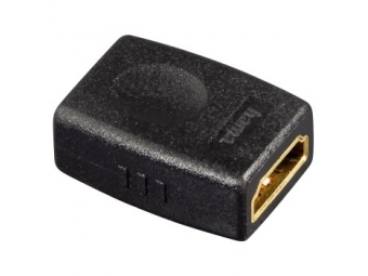 Hama 39860 kompaktný HDMI adaptér, HDMI zásuvka - HDMI zásuvka