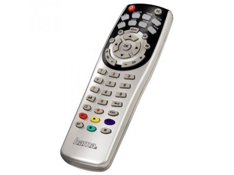 37f5f767f Hama 40088 univerzálny diaľkový ovládač, 8v1 | Ostatné | TV, video ...