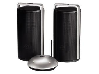 """Hama 40976 Prenosné bezdrôtové stereo reproduktory """"FL-976"""""""