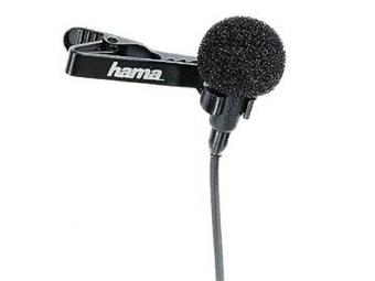 Hama 46109 Lavalier mikrofón LM-09