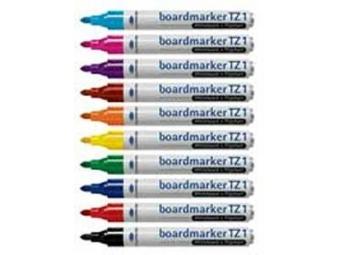 Legamaster TZ1 Popisovač na biele tabule farebný mix (bal=10ks)