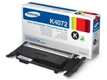 Samsung CLT-K4072S Tonerová kazeta Black