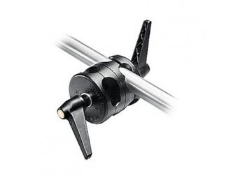 Manfrotto 124 otočná svorka na boomy pre priemer tyčí 19,20,25 a 28mm