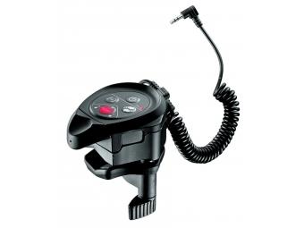 Manfrotto MVR901ECLA RC clamp lanc - diaľkové ovládanie videokamery Canon, Sony