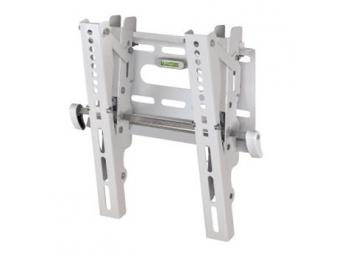 Hama 84467 nástenný držiak TV Next Light, 200x200, naklápací, biely